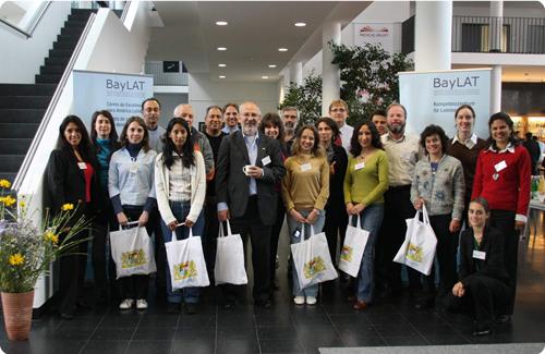 """BAYLAT-Begegnungsseminar """"Wissens- und Technologietransfer in der Biotechnologie"""", Foto: Dr. Sebastian Strauch"""