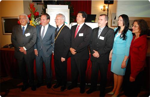 Offizielle Eröffnung des Bayerischen Hochschulzentrums für Lateinamerika
