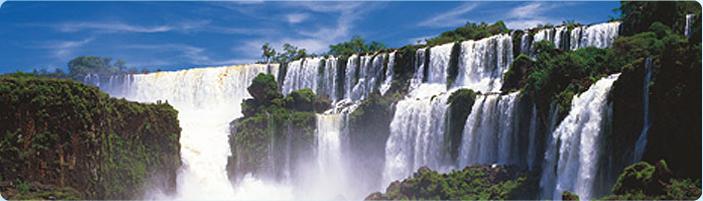 Iguazú-Wasserfälle in Argentinien. Foto: Ministerio de Turismo de la Nación / Tourismusministerium der Republik Argentinien